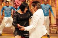 Comedy Nights Bachao update: Krushna Abhishek's 'Dhak Chiki' act leaves Shakti Kapoor in splits