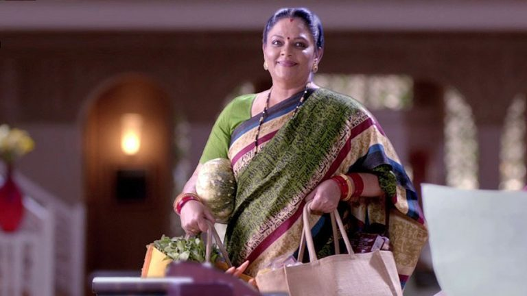 Tanvi Azmi says NO to designer sarees for her upcoming show, 'Vani Rani'!