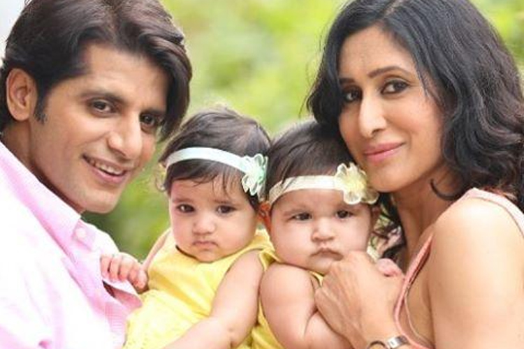 Karanvir Bohra and Teejay Sidhu to launch a BOOK on their twin babies!