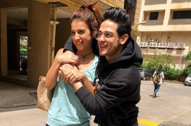 Priyank and Benafsha set major friendship goals