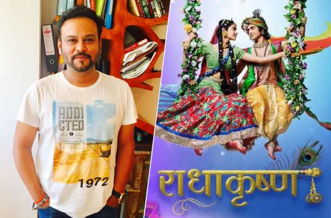 Rahul Kumar Tewary elated with the response of RadhaKrishn