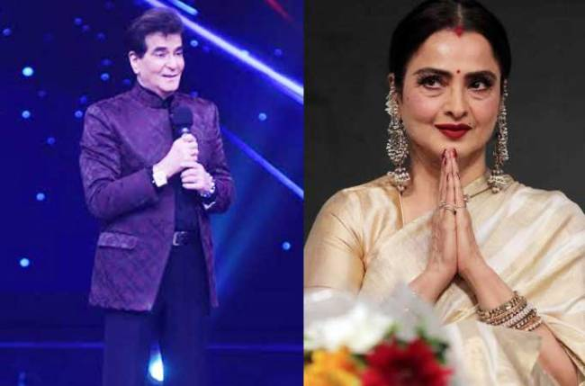 Rekha and Jeetendra reunite on Dance+ 4 Finale