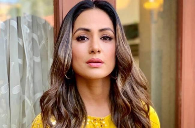 THIS 'angel' fan made Kasautii Zindagii Kay actress Hina Khan smile