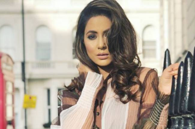 Hina Khan doesn't like to work on a Sunday