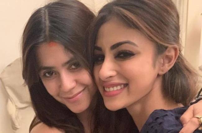 Ekta Kapoor shares a promo; hints at Mouni Roy's special appearance on Naagin 3?