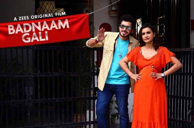 ZEE5's Badnaam Gali has a strong message in support of SURROGATE MOTHERS