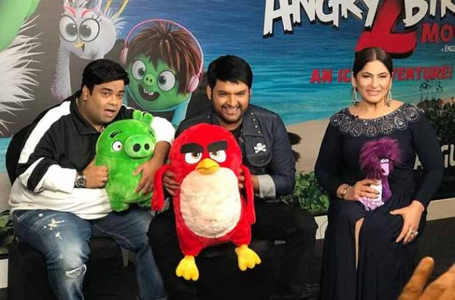 Find out what Kapil Sharma said when asked about his to be born kid