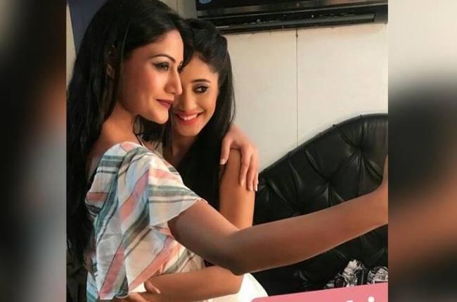 Surbhi Chandna and Shivangi Joshi become BFFs; are now called #SUSHI!