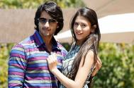 Spice Alert: Tere Sheher Mein couple Amaya-Mantu gets intimate on 'Star Parivaar' stage