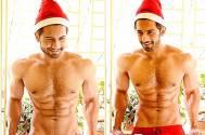 Rehaan Roy's 'naughty' Santa avatar
