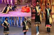 Dharmesh-Raghav's sexy dance moves on Comedy Nights Bachao