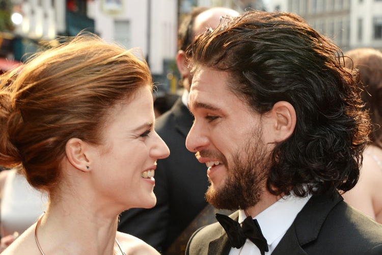 Yay! Kit Harington and Rose Leslie to get MARRIED soon