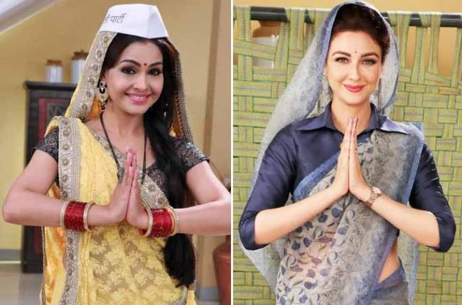 Angoori and Anita to contest elections against each other in Bhabhiji