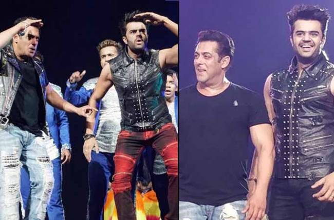 Salman Khan is the one who told me to turn into a singer: Maniesh Paul