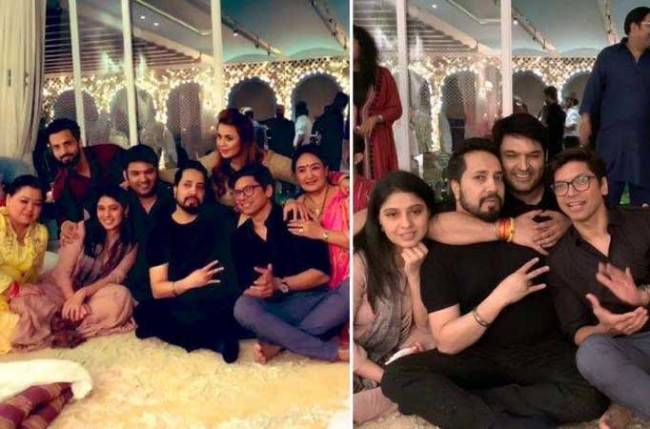 Wedding celebrations continue for Kapil and Ginni; THIS is how they celebrated with top musicians