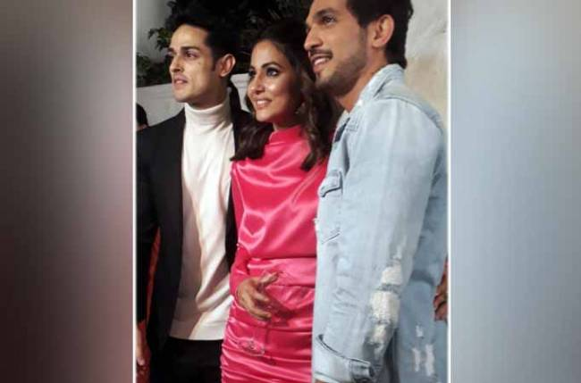THIS is why Arjun Bijlani and Priyank Sharma trolled Hina Khan
