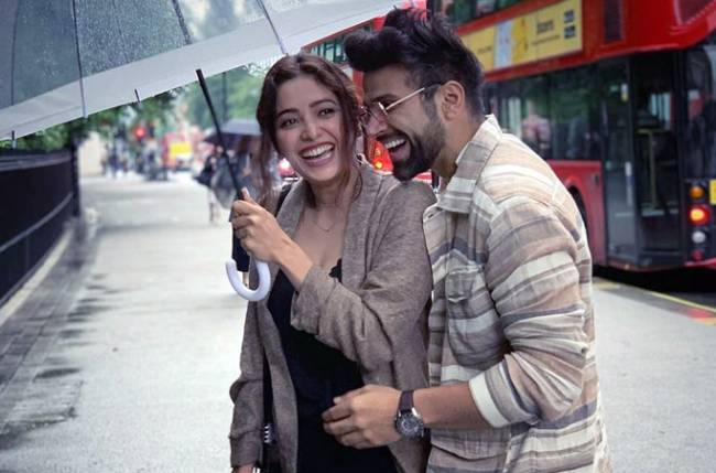 Asha Negi and Rithvik Dhanjani can't stop laughing about…