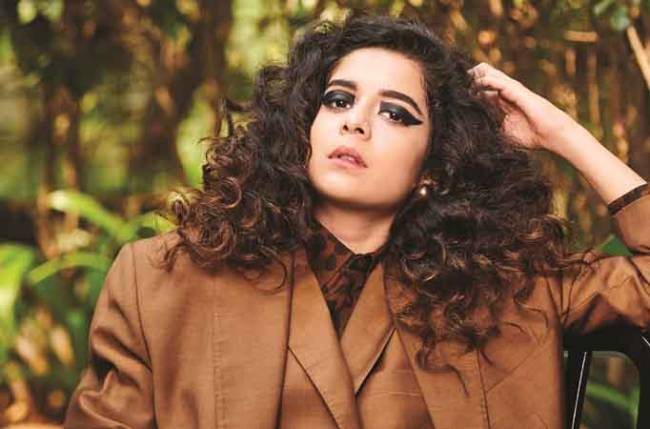 Mithila Palkar feels curly hair has got her lot of attention