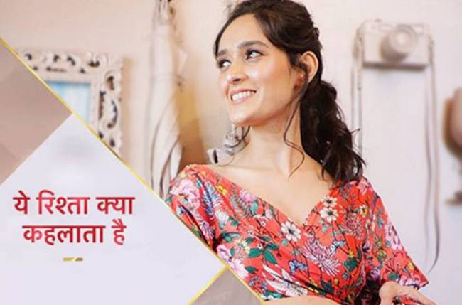 Pankhuri Awasthy shares picture as she begins shooting for Yeh Rishta Kya Kehlata Hai