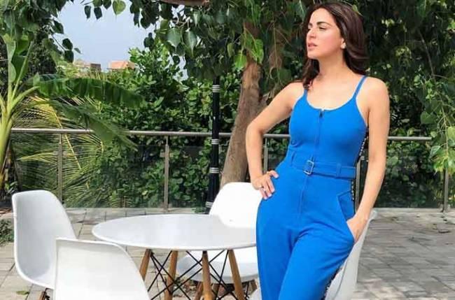 'Nach Baliye' contestant Shraddha Arya working on fitness