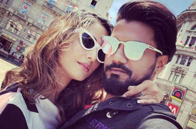 Hina Khan and beau Rocky Jaiswal's swag in NYC