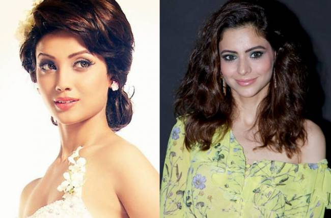 Is Adaa Khan's loss Aamna Sharif's gain?