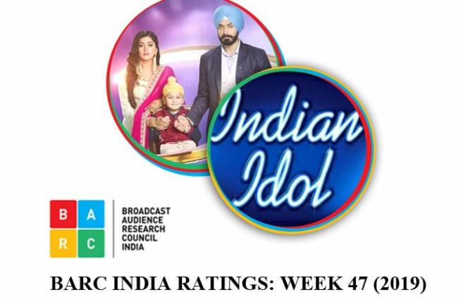 BARC India Ratings: Choti Sardarni takes second position; Indian Idol in top ten!
