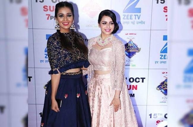 Ishqbaaaz girls Mansi Srivastav and Shrenu Parikh turning Rani Mukerjee and Preity Zinta is not to be missed